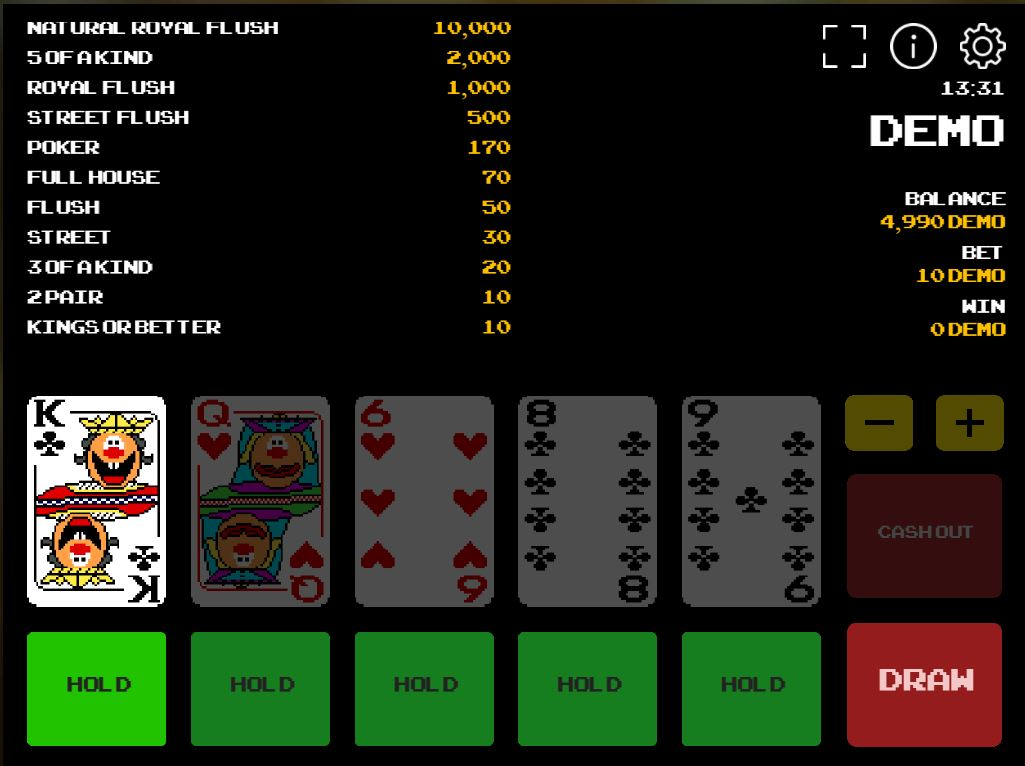 Meridian casino