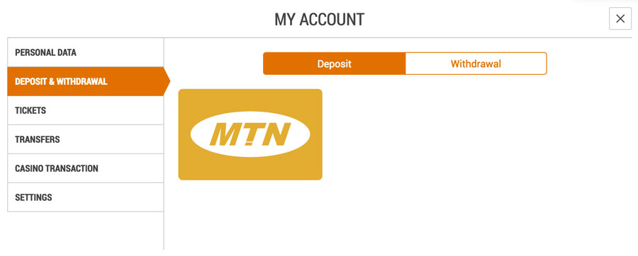 Xsportsbet com | Top up your XSportsbet com account using MTN Mobile