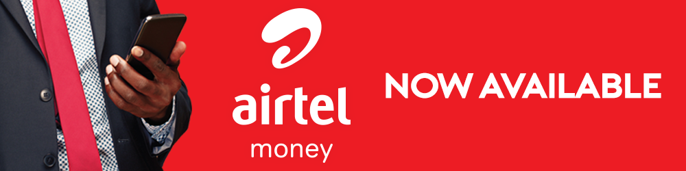 Deposit with Airtel Money into your XSportsbet account